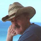 The author at Sandestin Beach.